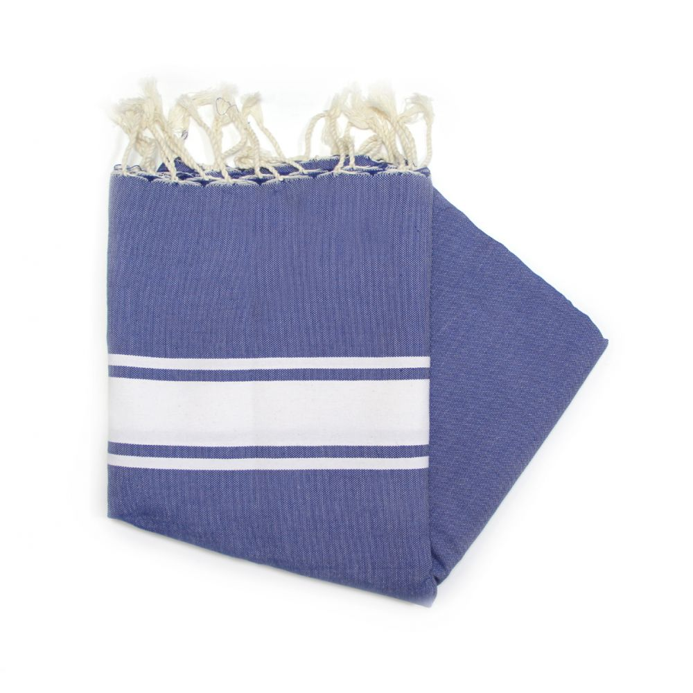 Maldives Blue Fouta Swimming Towels Are Ideal For The Beach