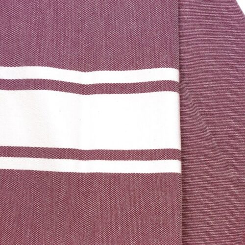Maldives Violet Hammam Towels
