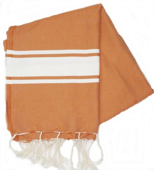 Maldives Clay red Hammam Towel