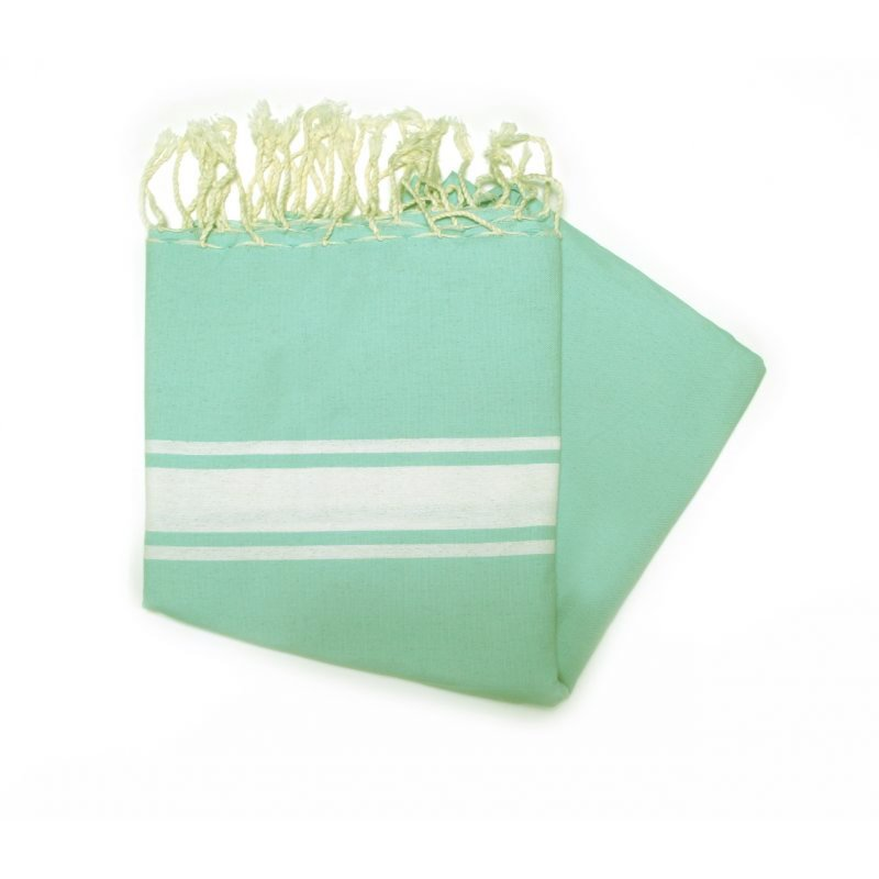 Maldives Mint Blue Swimming Towels