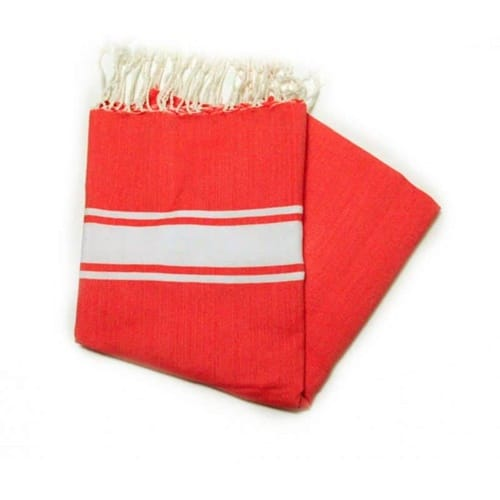Maldives Red 1 Swimming Towel