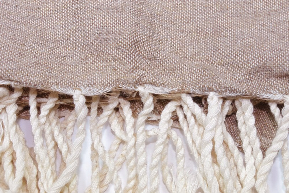 Bali Brown 2 Hammam Towels