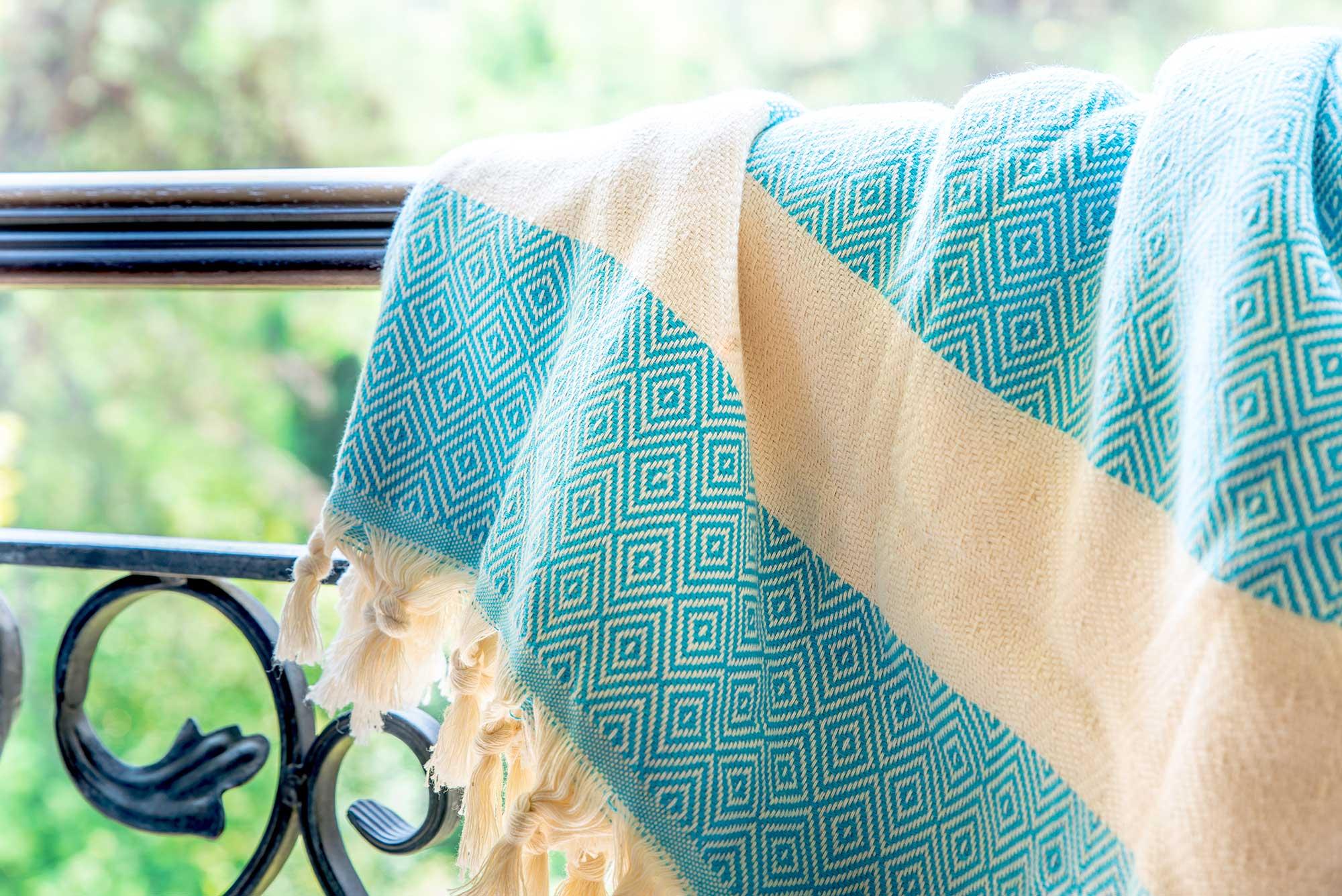 Beautiful Hammam Towels UK
