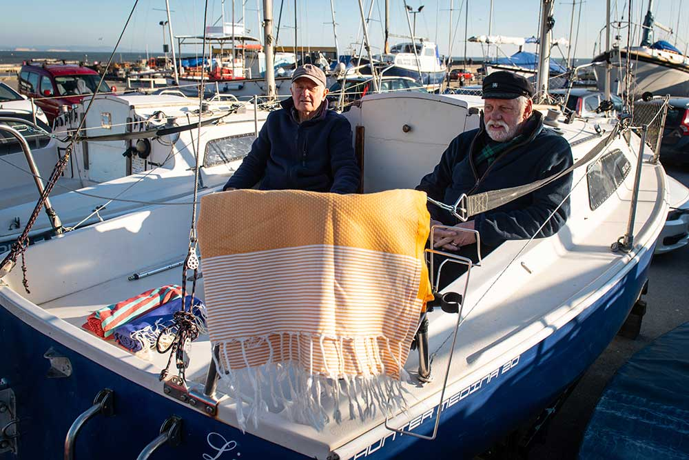 Hammam Towels for your Boat