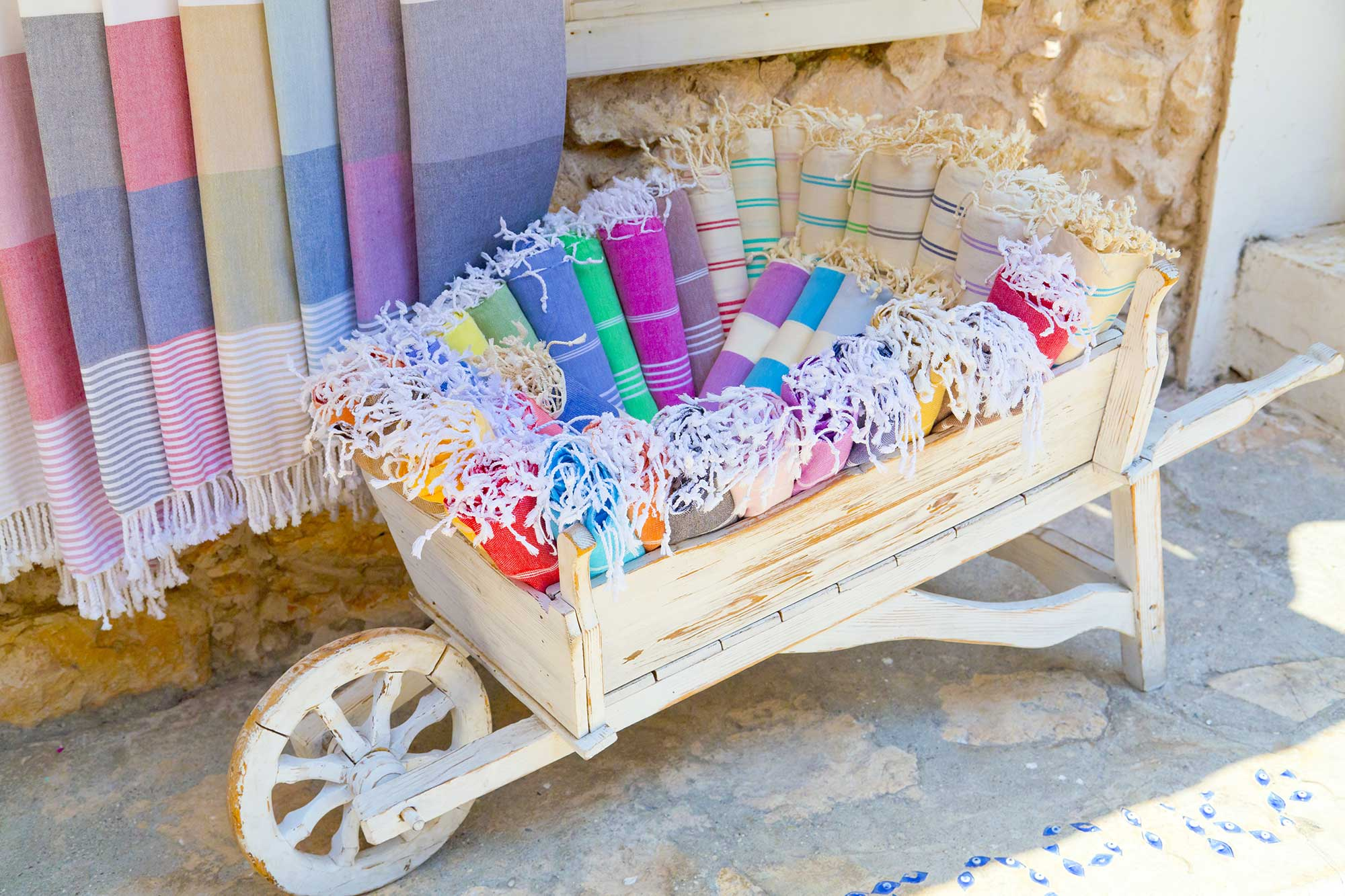 Hammam Towels make perfect gifts this Christmas