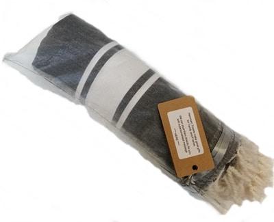 Maldives Charcoal hammam towels
