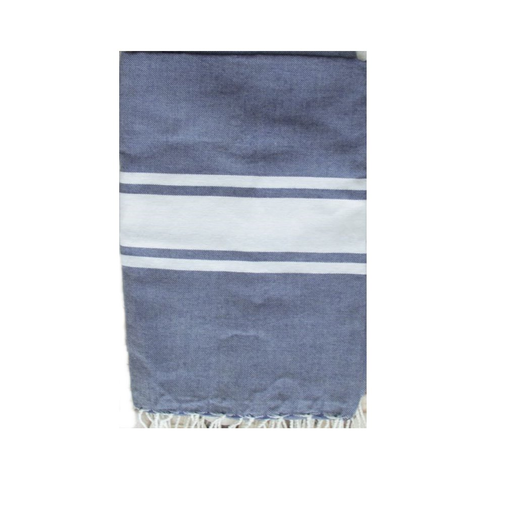 Maldives Navy Hammam Towels