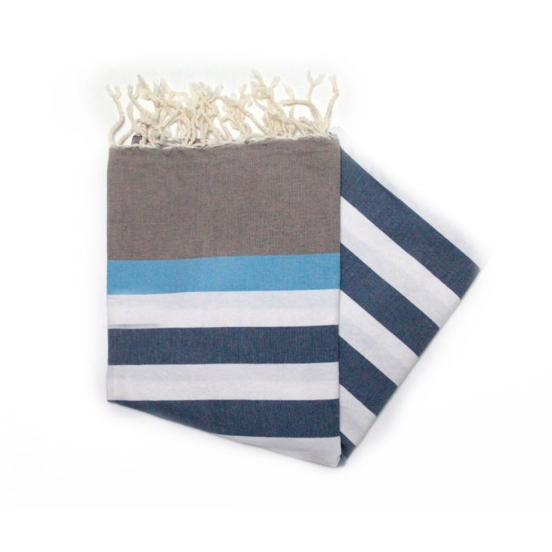 Bali Ocean Blue Beach Towels
