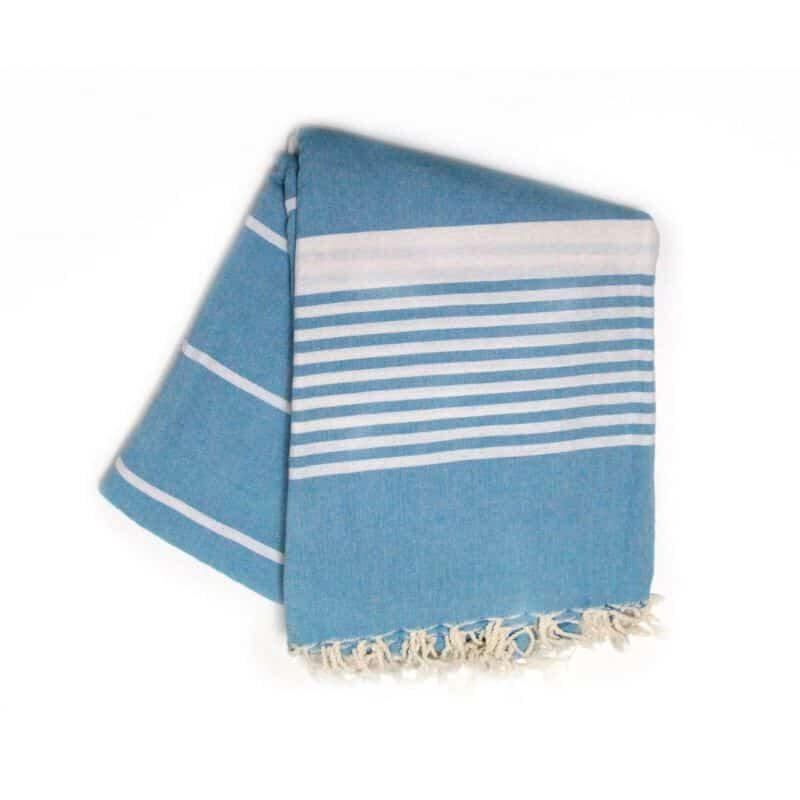 Dorset Blue Beach Towels