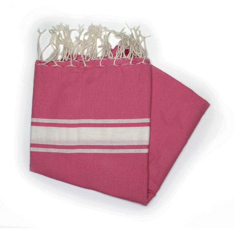 Maldives Fuchsia Hammam Towels Great For When WET