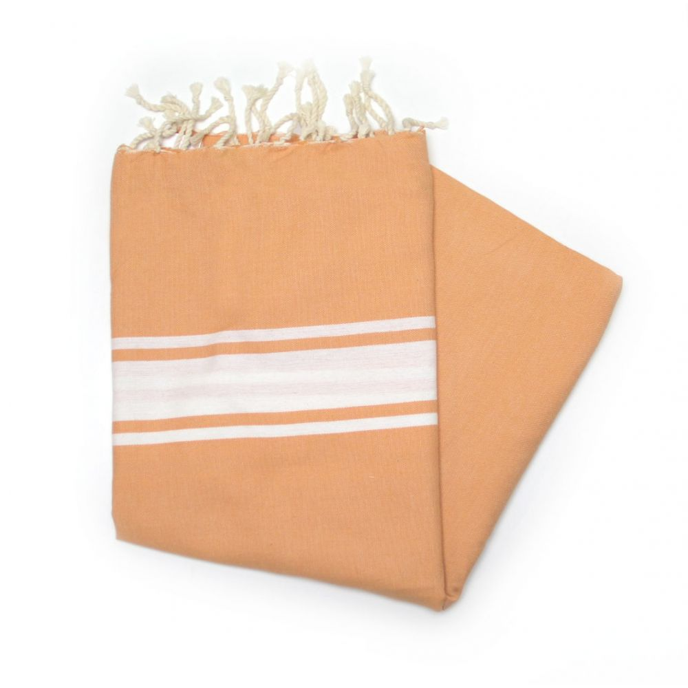 Maldives Peach Hammam Towel