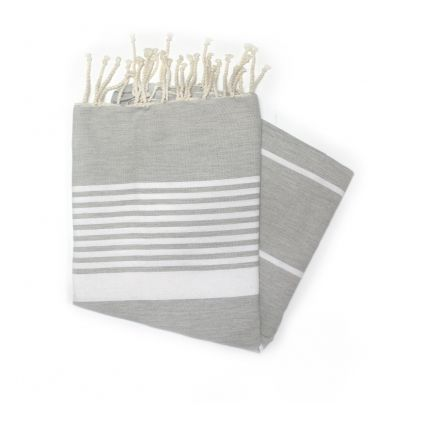 Dorset Grey Hammam Towels Amazing Drying Properties