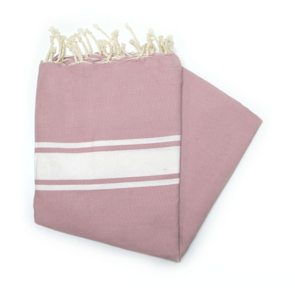 Maldives Rose Hammam Towels