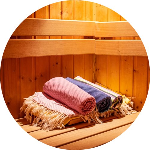 Hammam Towels for spas