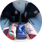 Hammam Towels for the Boat