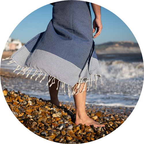 Hammam Towels for the Beach