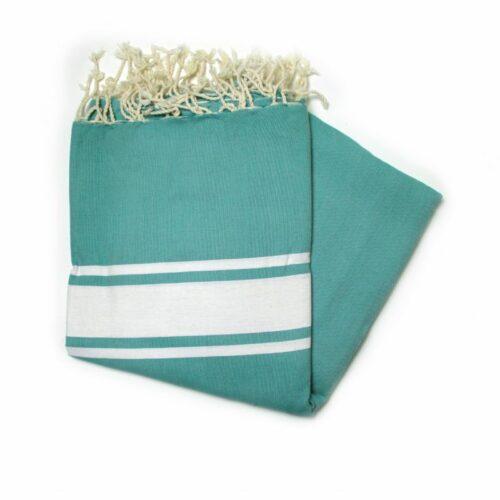 Maldives Pine Green XL Camping Towel