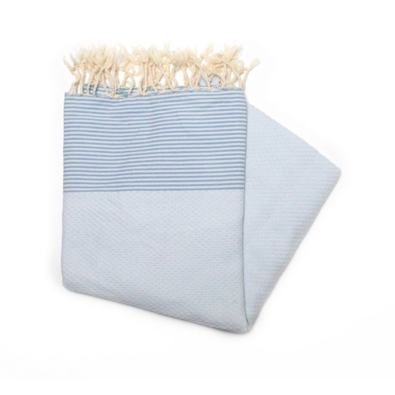 Zanzibar Cool Blue Great For The Pool And As Deck Towels