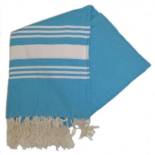 Bermuda Blue XL Hammam Towel