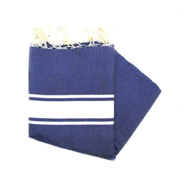 Maldives Deep Blue XL Hammam towel